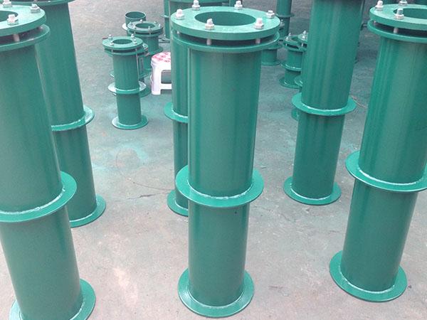 山东柔性防水套管的施工中应该避免出现哪些问题?