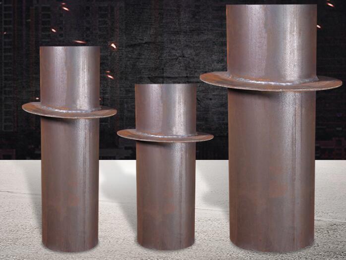 刚性防水套管ABC三种类型的规格表